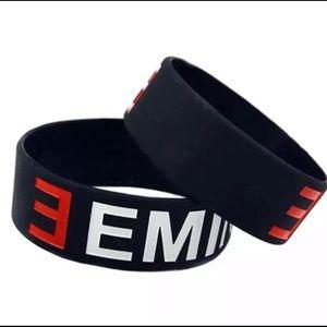 Eminem silicone wristbands NEW